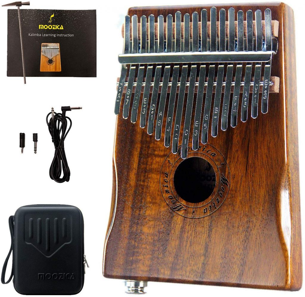 Kalimba Electrica enchufable